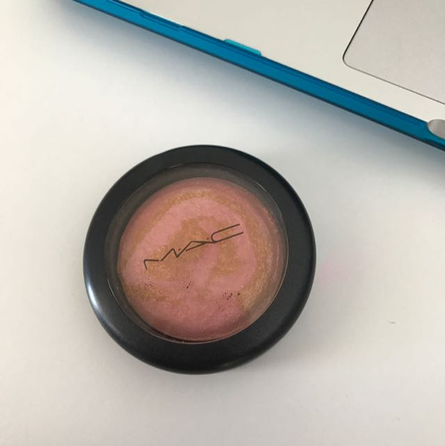 Mac - Mineralise Blush - Solar Ray