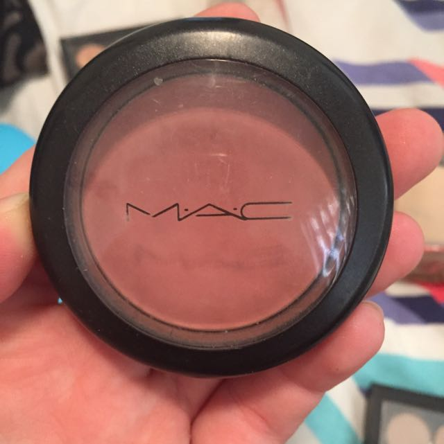 Mac Sheer Blush
