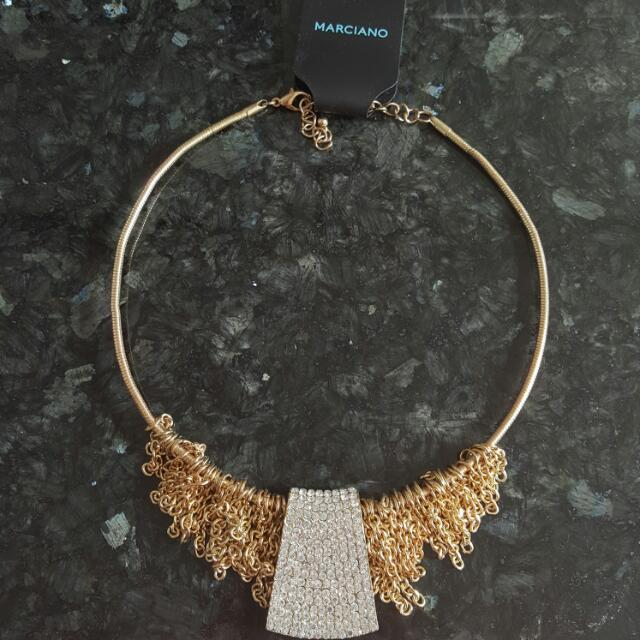 Marciano Gold Necklace