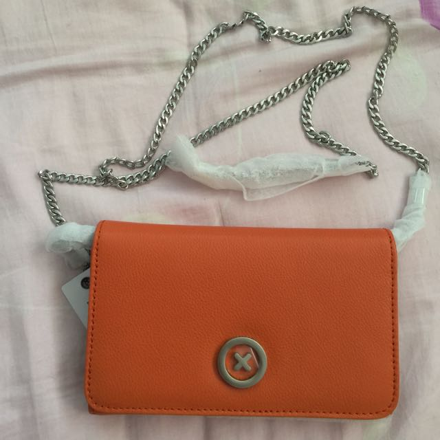 Mimco Supersonica Wallet Bag