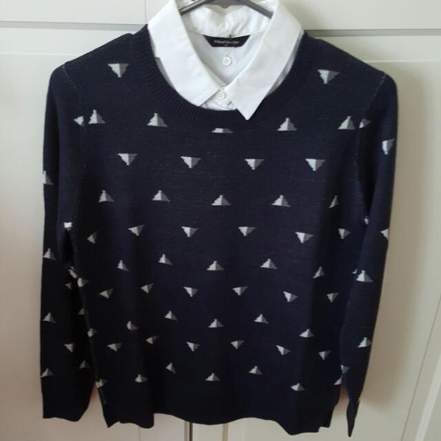 Mindbridge Korean Sweater