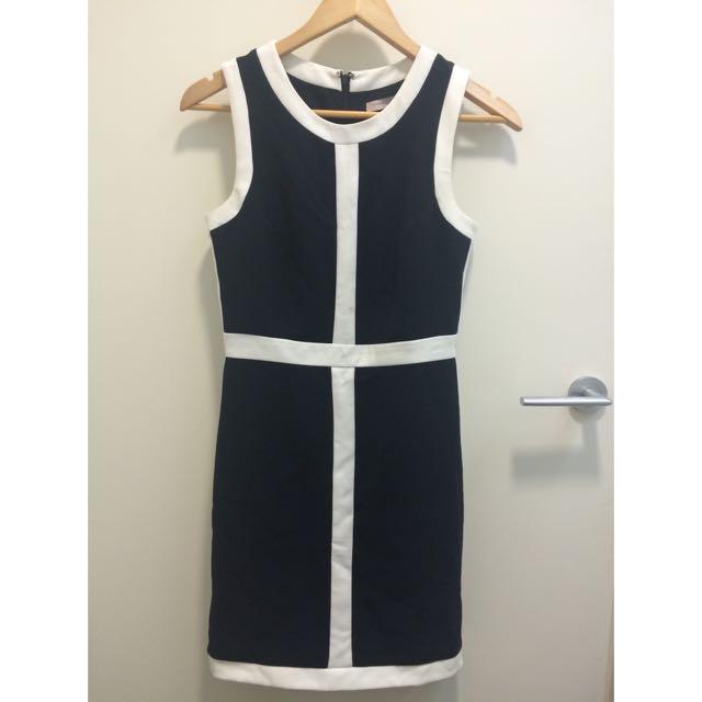 Mondrian Inspired Shift Dress