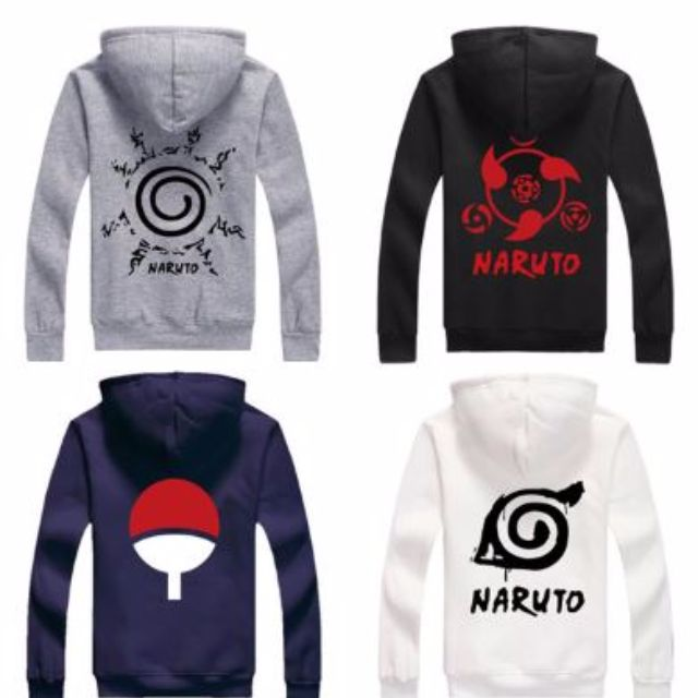 Naruto Jackets Anime Entertainment J Pop On Carousell