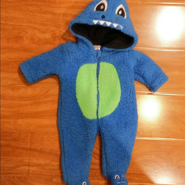 Newborn Monster Suit