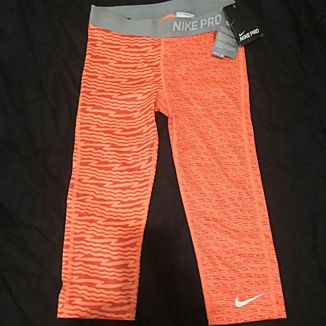 Nike Pro DRI-FIT sports leggings