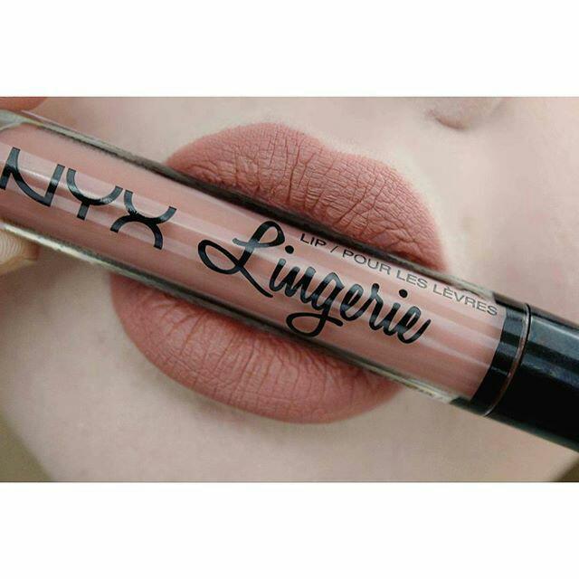 Nyx Lip Lingerie Push Up