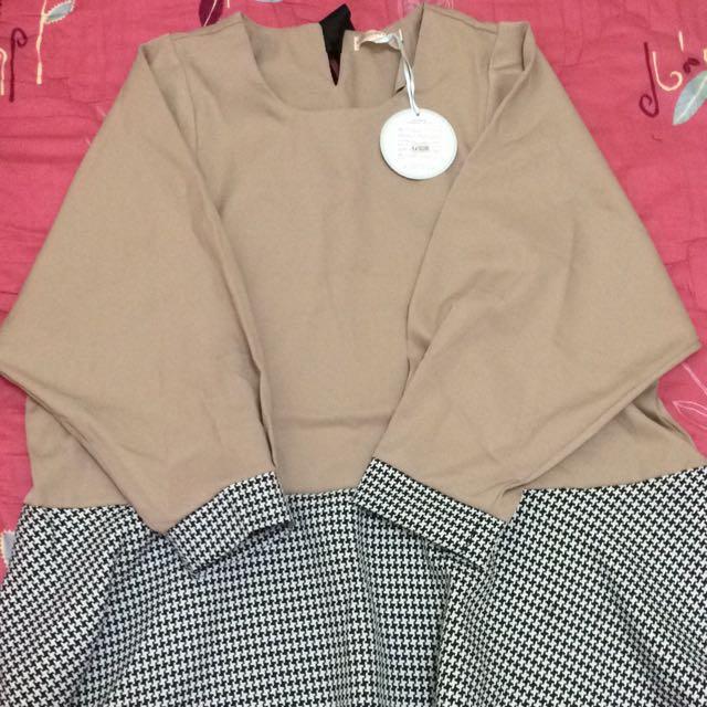 OB嚴選 XL大尺碼洋裝(待匯款)