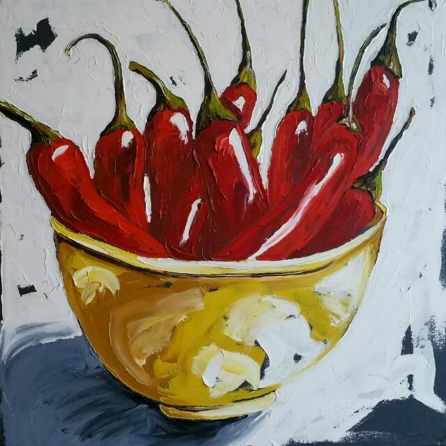 Oil Painting  (Original)