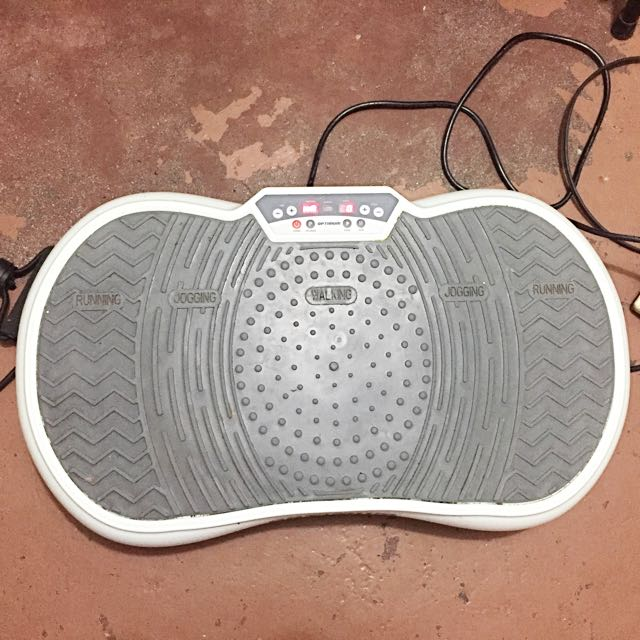 Optimum slimming vibration plate
