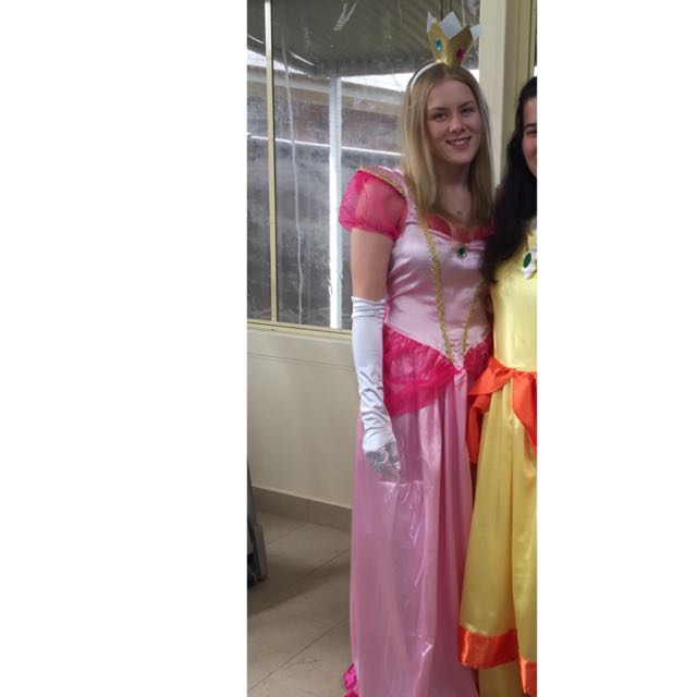 Princess Peach Costume