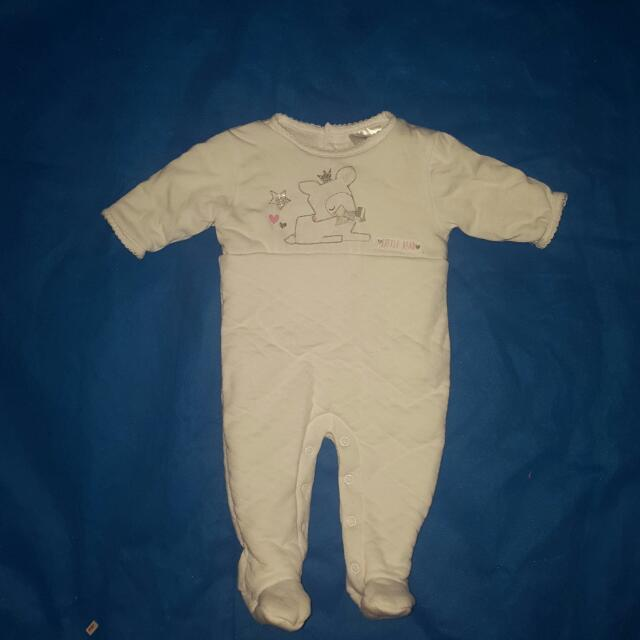 Quilted Baby All In One 0000