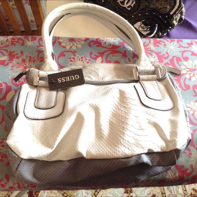 Real Guess Bag