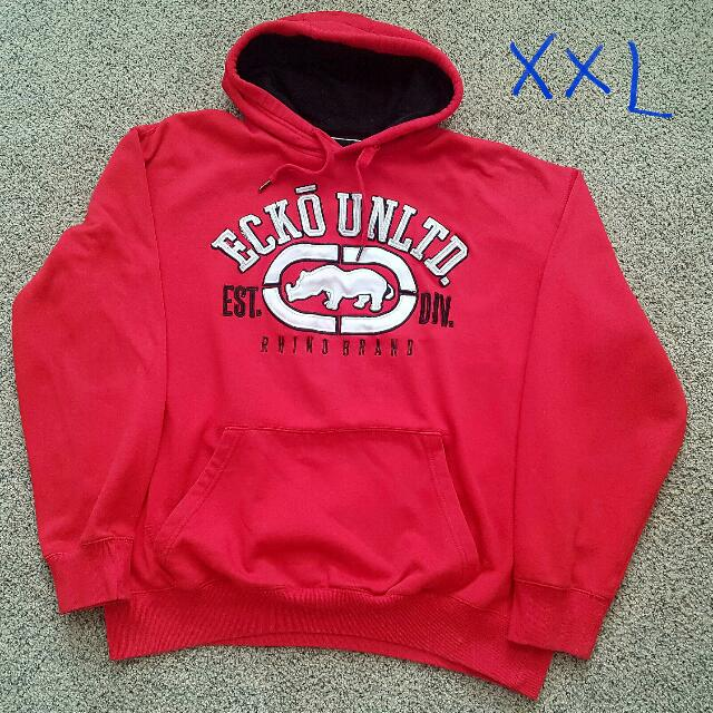 Red Ecko Sweater