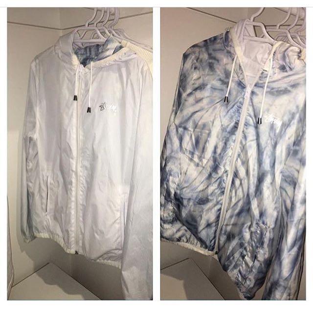 Reversible Stussy Jacket