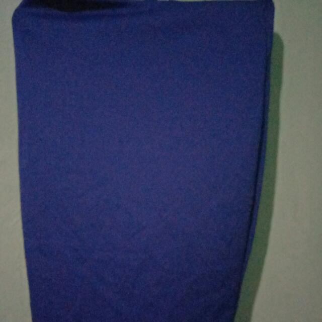 Rok Midi Biru
