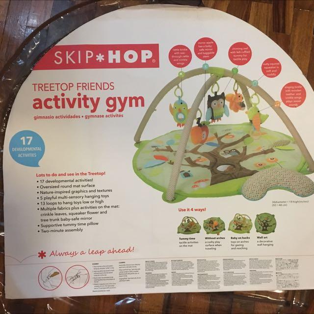Skiphop Activity Gym