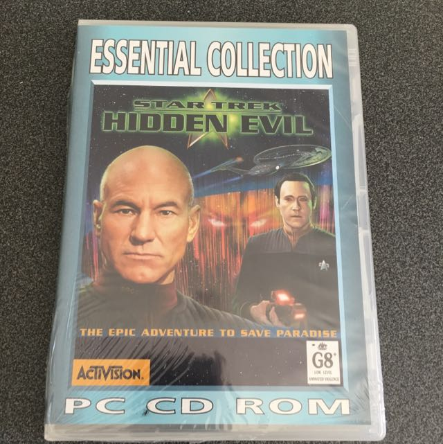 Star Trek Hidden Evil Pc Game
