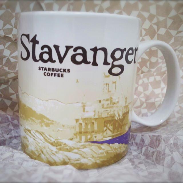 Starbucks Icon Mug Stavanger