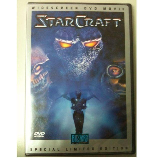 STARCRAFT【星海爭霸】動畫DVD美國暴風雪原裝BLIZZARD