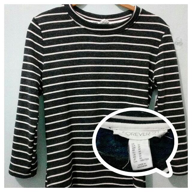 Stripe Shirt Forever 21