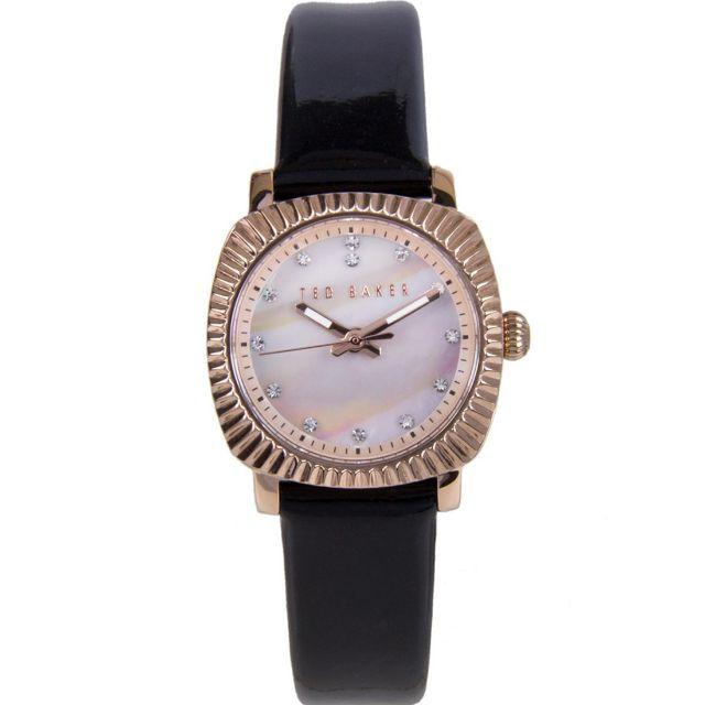 347463691 TE2120 Brand New TED BAKER Quartz Pearl Dial 100% Original Women ...
