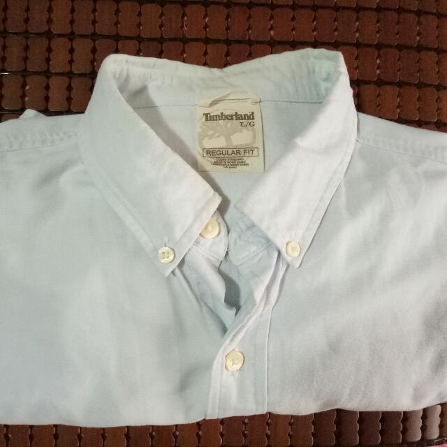 Timberland男版襯衫