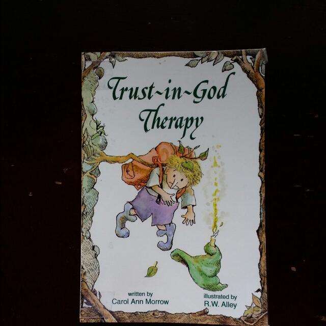 Trust-In-God Theraphy Pocket Booklet