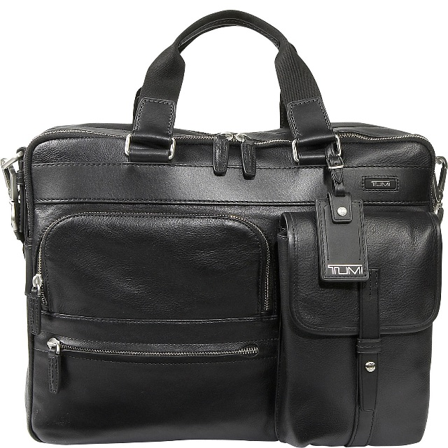 Tumi Laredo Leather Bag Limited Edition