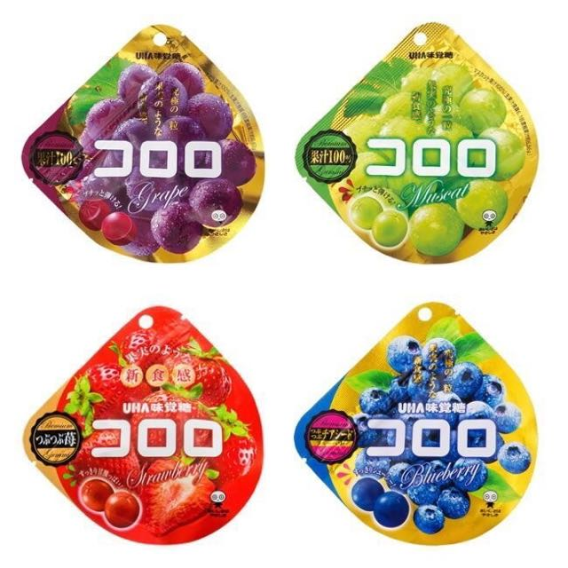 UHA味覺糖  (5/24-5-29)日本連線代購