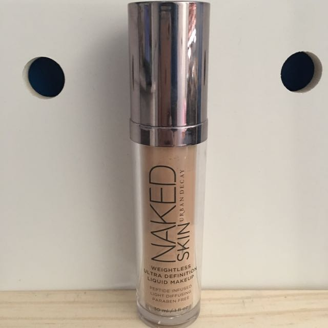 Urban Decay - Naked Skin