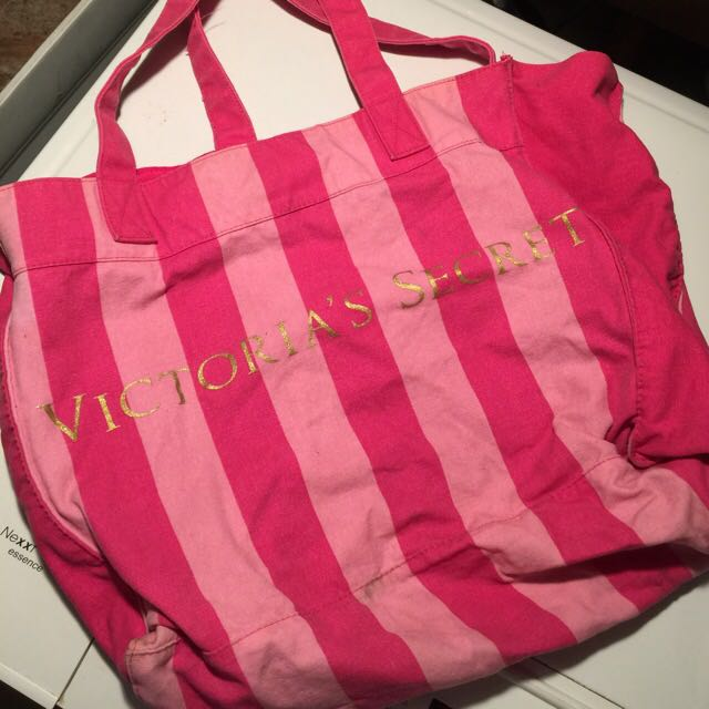 Victoria Secret Reversable Bag