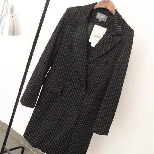 Women Long Suit blazer