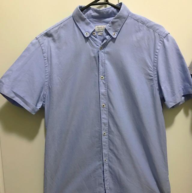 Zara Slimfit Shirt