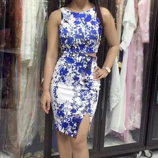 Re Price Top & Skirt Bongkar Lemari