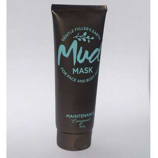 Fuller's Earth Face Mud Mask