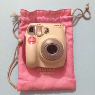 Fujifilm Instant Camera Instax Mini 7s 即影即有相機