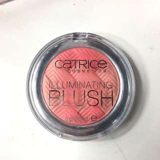 (RSVD) Catrice Blush 'Coral Me Maybe'