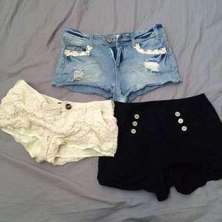 Short Shorts !