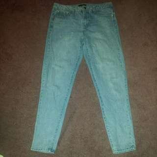 BNWOT XXI boyfriend jeans