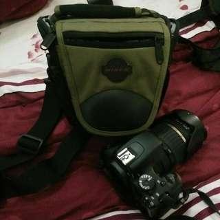 Tas Kamera SLR - Winner (Segitiga)