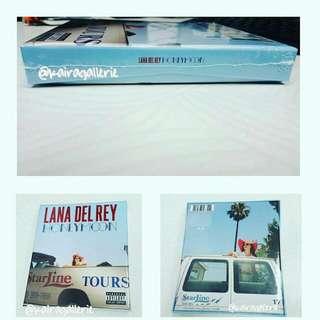 Lana Del Rey - Limited Edition Honeymoon CD Boxset