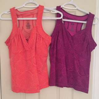 Work Out Tank Tops