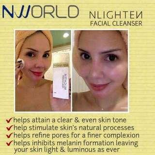 Nlighten Facial Cleanser