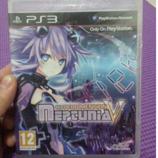 Hyperdimension Neptunia Victory PS3 New&Sealed