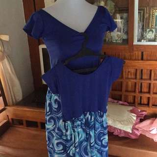 TERNO Dress for Mom and Baby