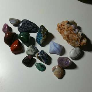Assorted Gemstones
