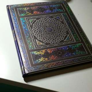 Lined Holographic Journal