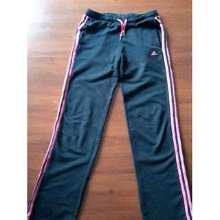 PRICE REDUCED Adidas Track pants