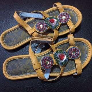 Sale!!! Preloved Kids Sandals (Repriced)