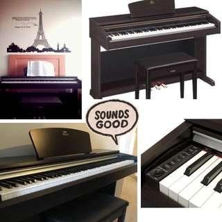 Digital Piano Yamaha Arius YDP 141